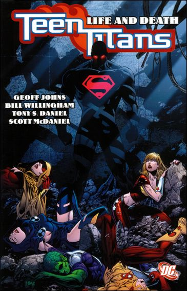 Teen Titans (2003) 5-A by DC
