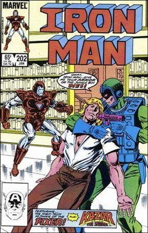 Iron Man (1968) 202-A