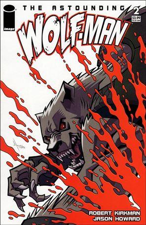 Astounding Wolf-Man 2-A