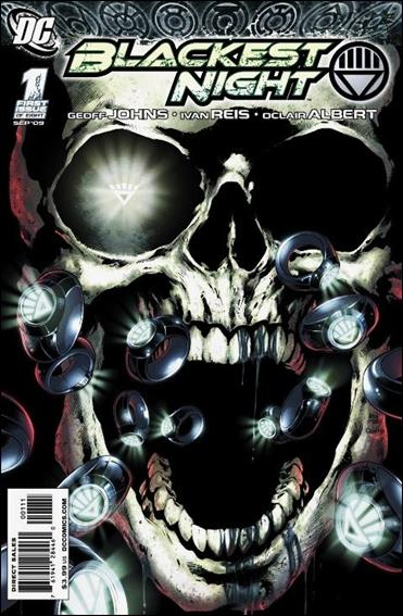 Blackest Night 1-A by DC