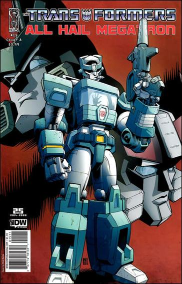 Transformers: All Hail Megatron 15-A by IDW