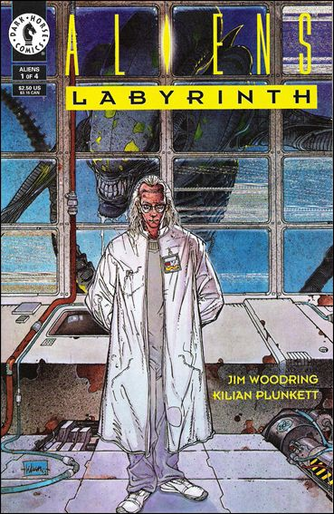Aliens: Labyrinth 1-A by Dark Horse