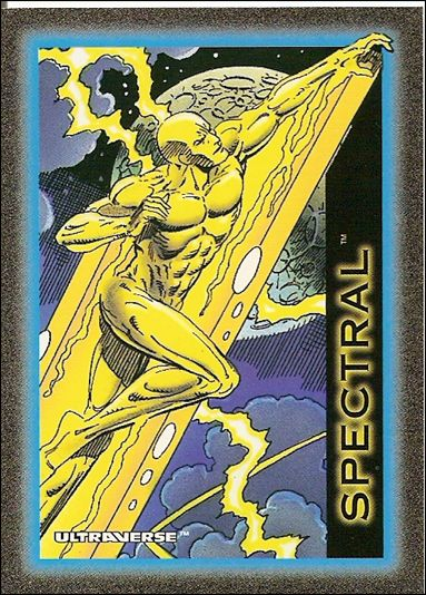 Ultraverse: Series 1 (Base Set) 35-A by SkyBox