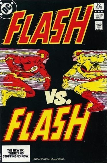 Flash (1959) 323-A by DC