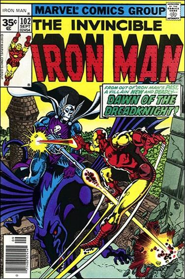 Iron Man (1968) 102-B by Marvel