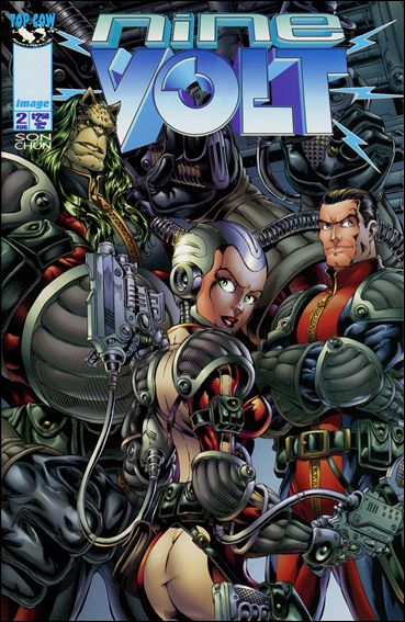 Nine Volt 2-A by Top Cow
