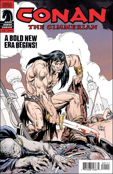 Conan the Cimmerian 1-B by Dark Horse
