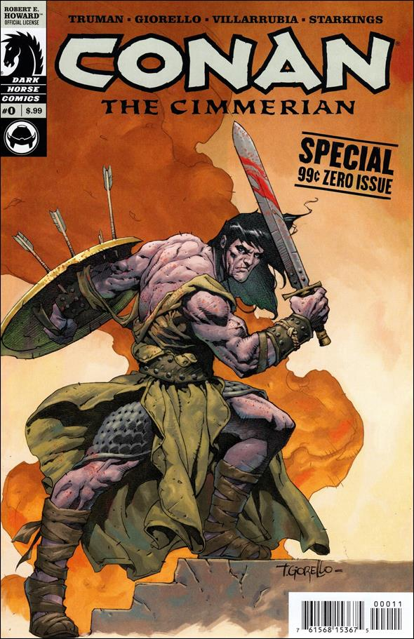 Conan the Cimmerian 0-A by Dark Horse