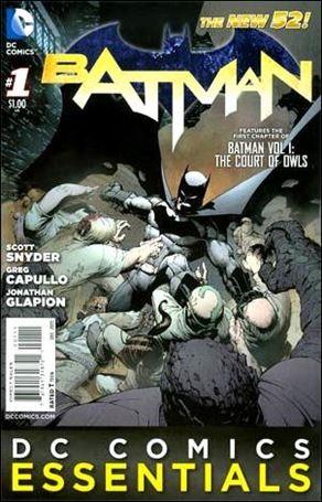 Batman (2011) 1-H