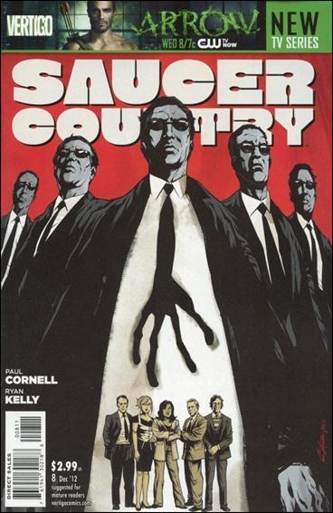 Saucer Country 8-A by Vertigo