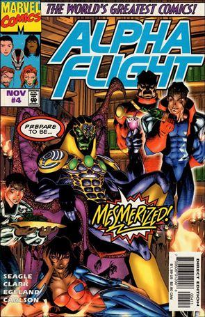 Alpha Flight (1997) 4-A