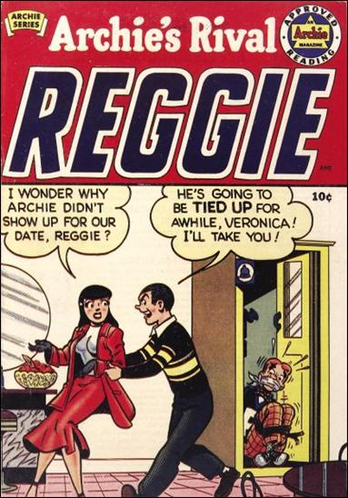 Archie's Rival Reggie 1-A by Archie