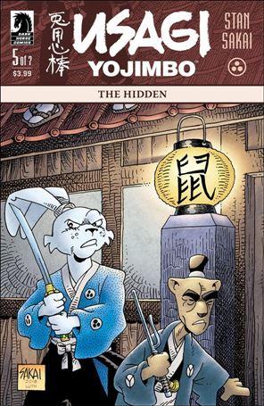 Usagi Yojimbo: The Hidden 5-A