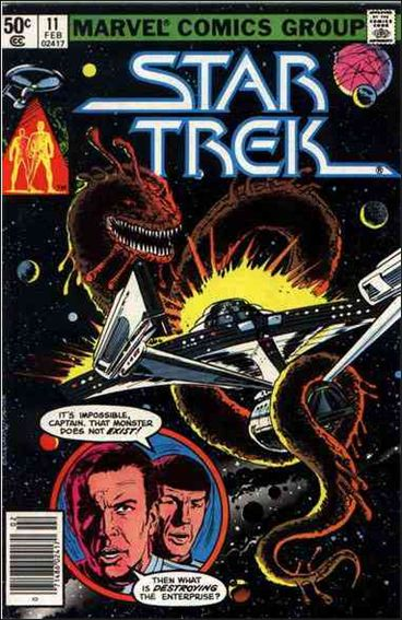 Star Trek (1980) 11-A by Marvel