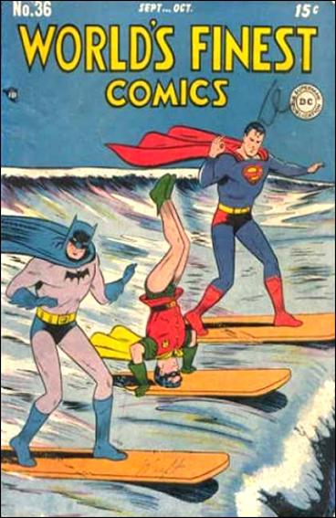 World's Finest Comics 36-A by DC