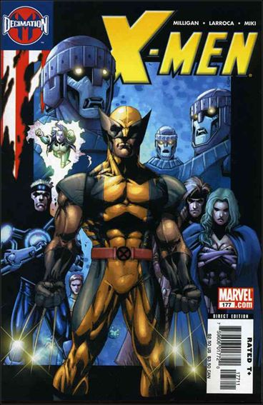 X-Men (1991) 177-A by Marvel