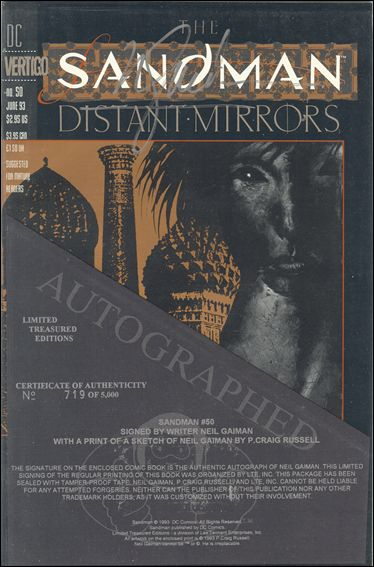 Sandman (1989) 50-C by Vertigo