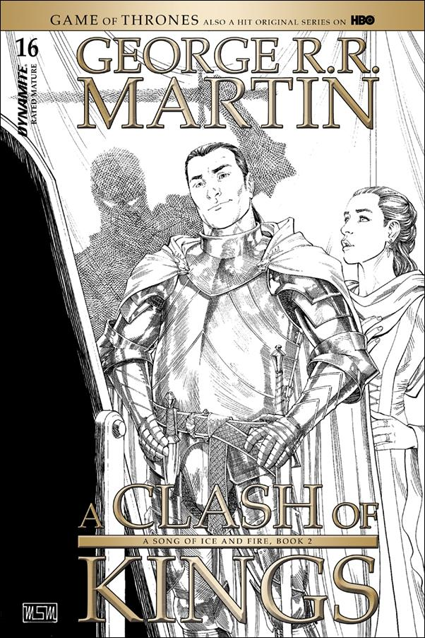 George R. R. Martin's A Clash of Kings 16-C by Dynamite Entertainment