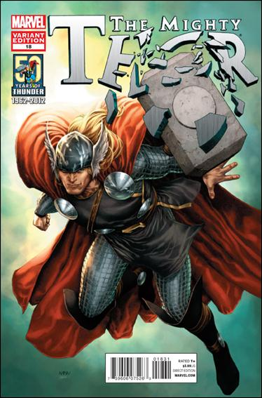 Mighty Thor 18-C by Marvel