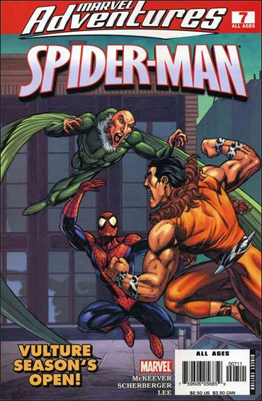 Marvel Adventures Spider-Man (2005) 7-A by Marvel