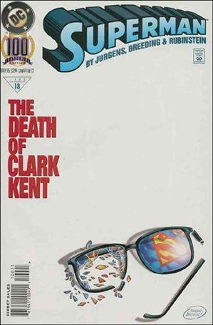 Superman (1987) 100-B