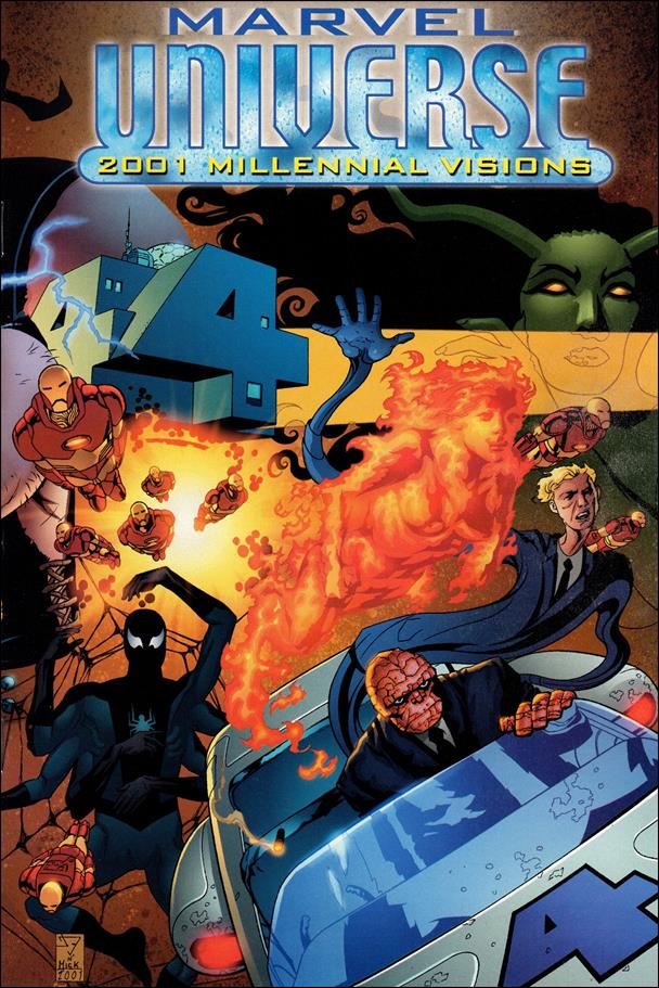 Marvel Universe: Millennial Visions 1-A by Marvel