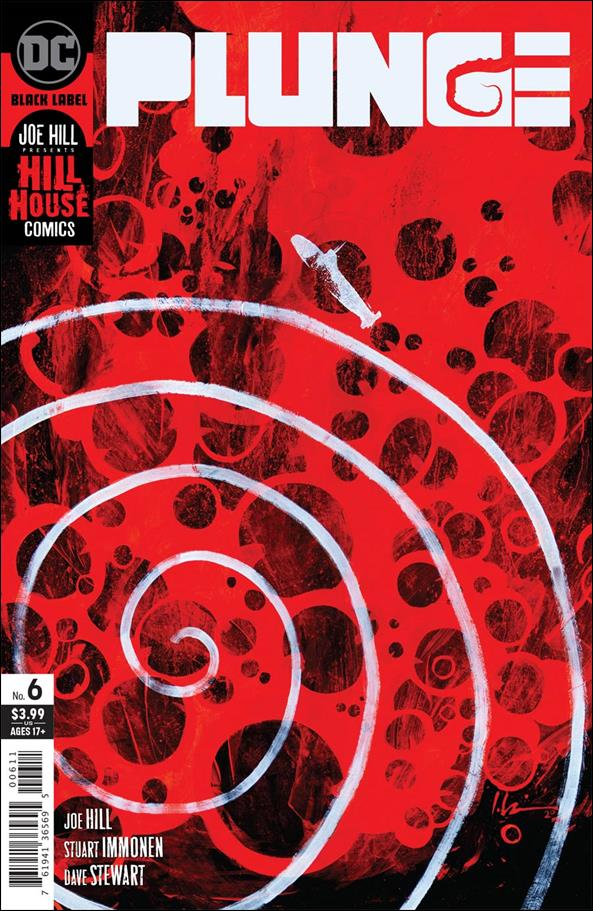 Plunge 6-A by Hill House Comics