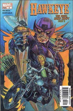 Hawkeye (2003) 3-A