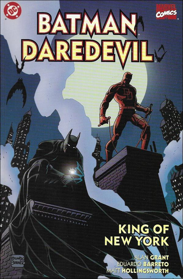 Batman/Daredevil 1-A by DC