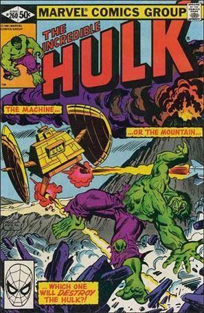 Incredible Hulk (1968) 260-A