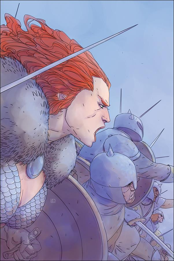 Red Sonja (2019) 8-N by Dynamite Entertainment