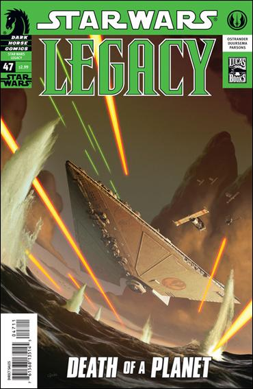 Star Wars: Legacy (2006) 47-A by Dark Horse