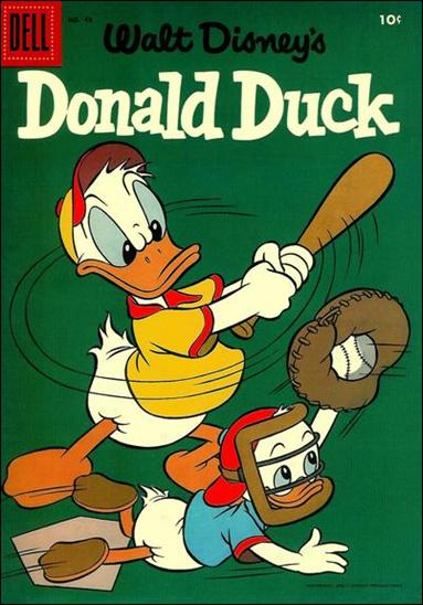 Walt Disney's Donald Duck (1952) 49-A by Gold Key