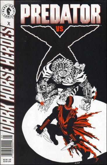 X (1994) 18-B by Dark Horse