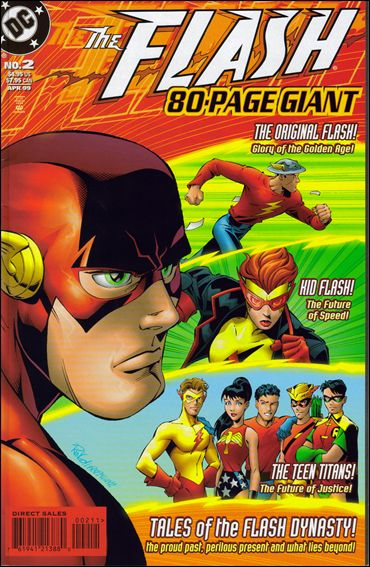 Flash 80-Page Giant 2-A by DC