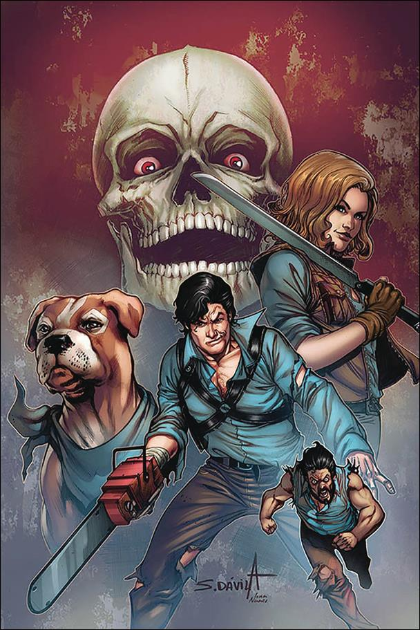Death to the Army of Darkness 5-O by Dynamite Entertainment