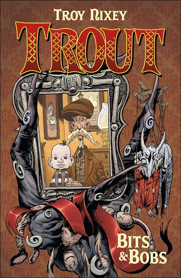 Trout 1-A by Dark Horse