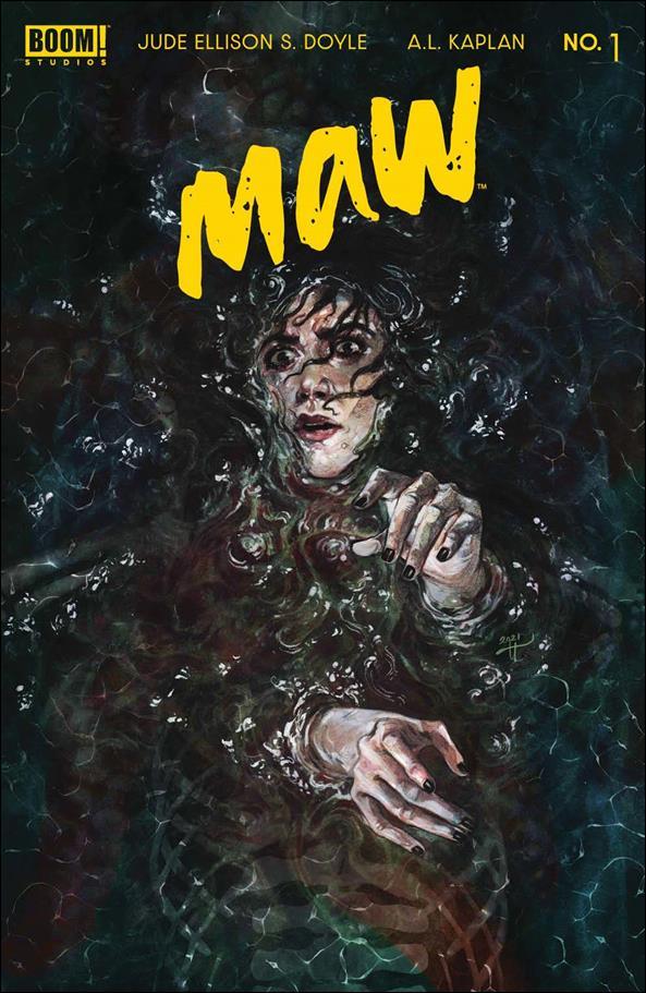 Maw 1-D by Boom! Studios
