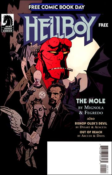Hellboy: Free Comic Book Day nn-A by Dark Horse