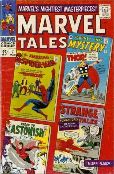 Marvel Tales (1966) 7-A by Marvel