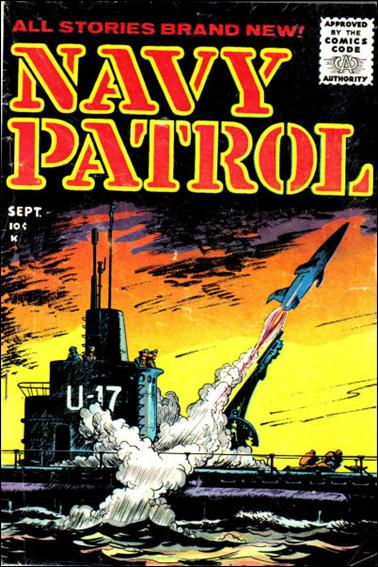 Navy Patrol 3-A by Key Publications