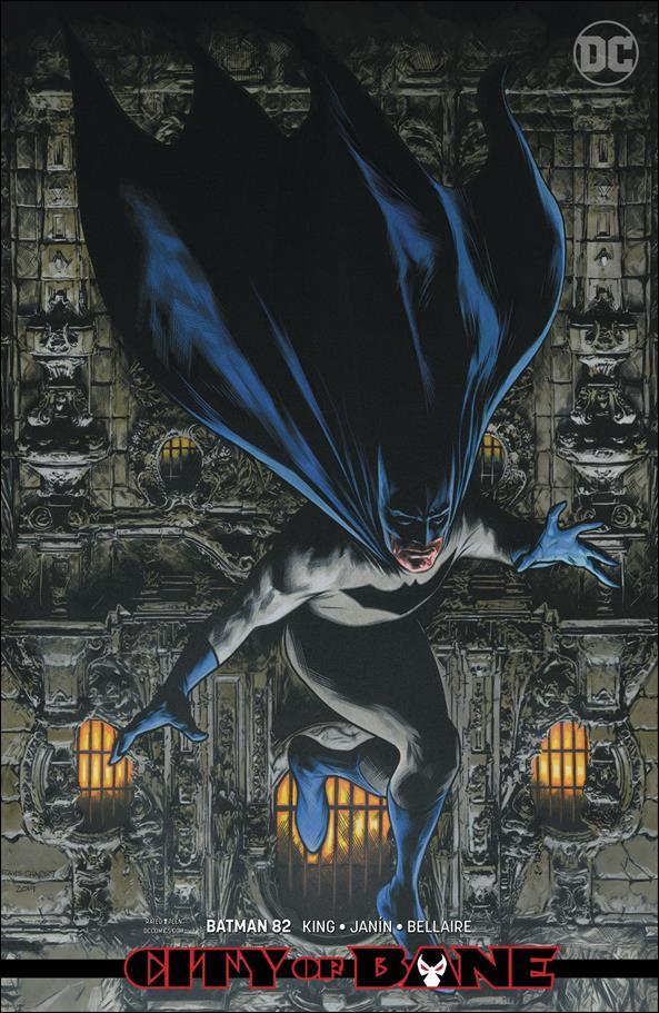 Batman (2016) 82-B by DC