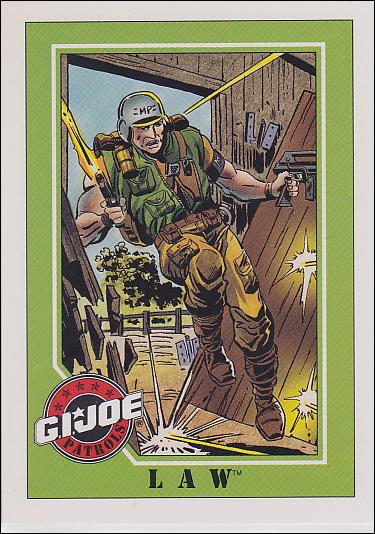 G.I. Joe (Base Set) 139-A by Impel