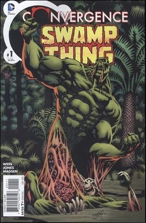 Convergence Swamp Thing 1-A