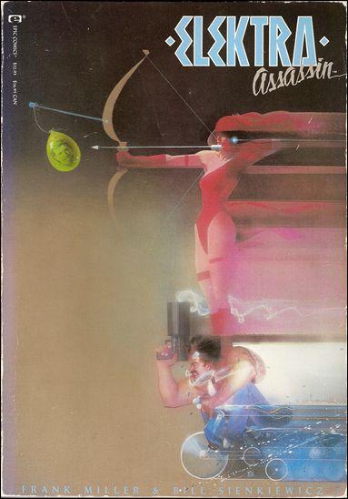 Elektra: Assassin 1-B by Epic