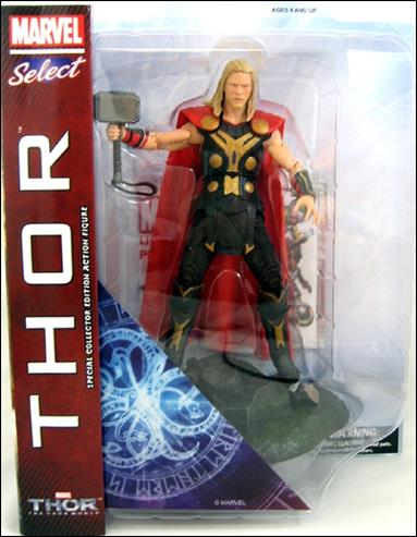 Marvel Select Thor (The Dark World) by Diamond Select