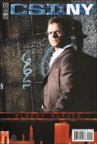 CSI: NY-Bloody Murder 2-A by IDW