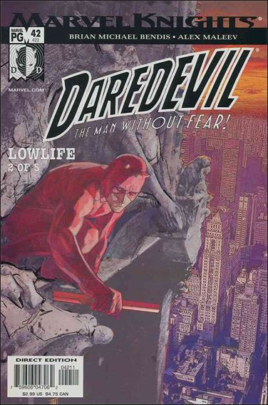 Daredevil (1998) 42-A by Marvel