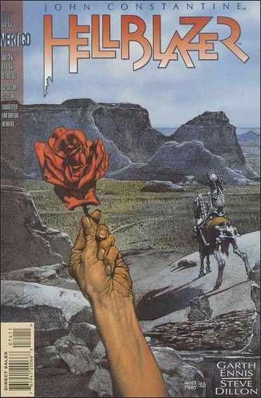 Hellblazer (1988) 74-A by Vertigo
