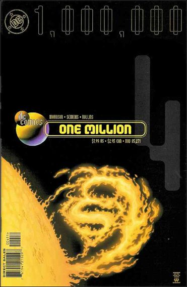 DC One Million 4-A by DC
